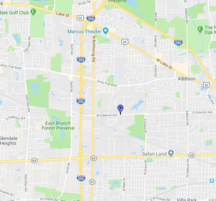 Quad-Metal-location-map