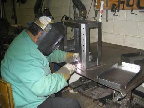 Sheet Metal and Welding Jobs