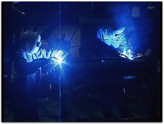 Quad Metal Welding